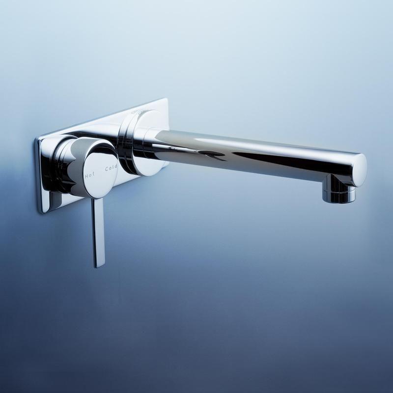 Caroma Liano Bathroom Wall Bath Mixer With Straight Outlet $296.08 & Caroma Liano Bathroom Wall Bath Mixer With Straight Outlet $296.08 ... pezcame.com