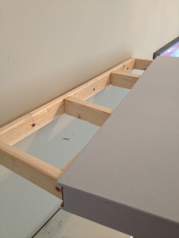 Diy Floating Shelf Brackets Floating Shelves Floating Shelves Diy Build Floating Shelves