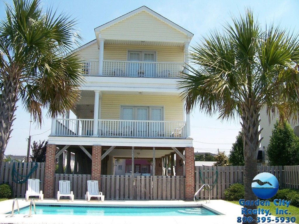 House Vacation Rental In Garden City Beach From VRBO.com! #vacation #rental