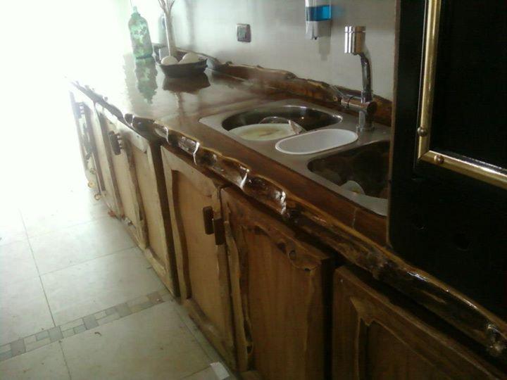 muebles rusticos de madera para baños - Buscar con Google   muebles ...