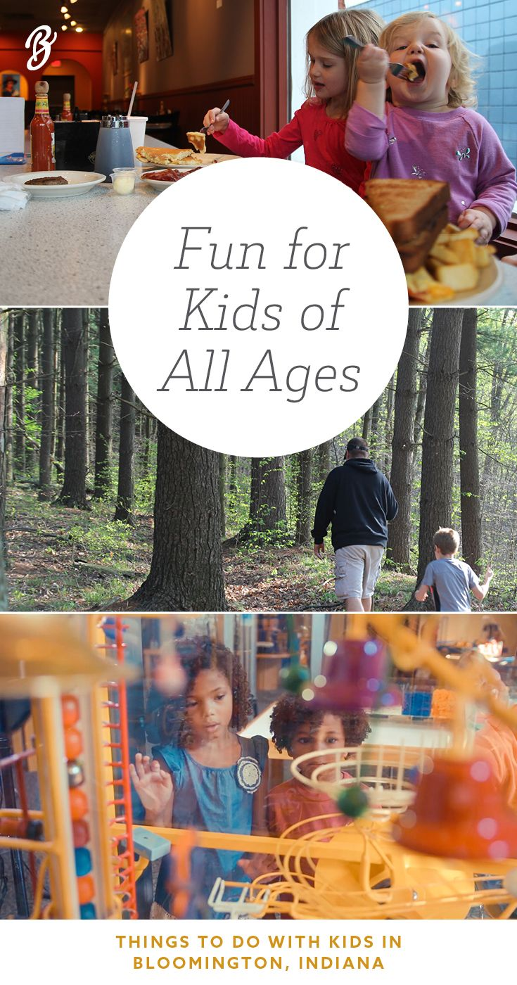Family Fun In Bloomington For Kids Of All Ages Museums Hiking Kid Friendly Restaurantore