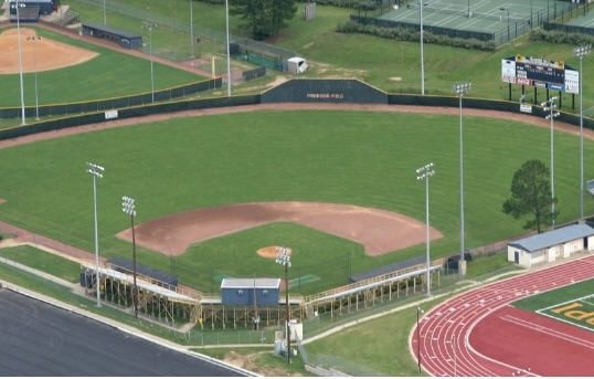 Pin On Ballparks I Ve Played In