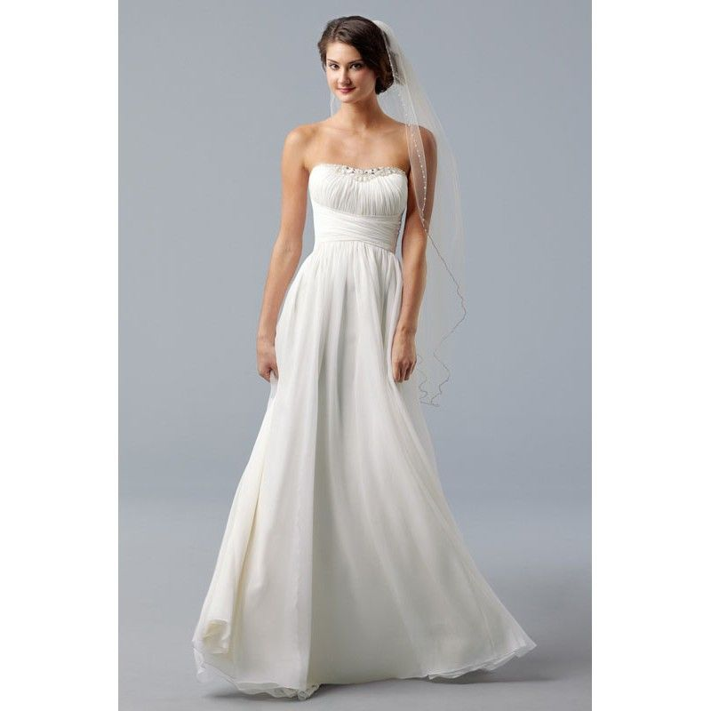 Wedding Dress Simple. Images About Wedding Dresses On Pinterest ...