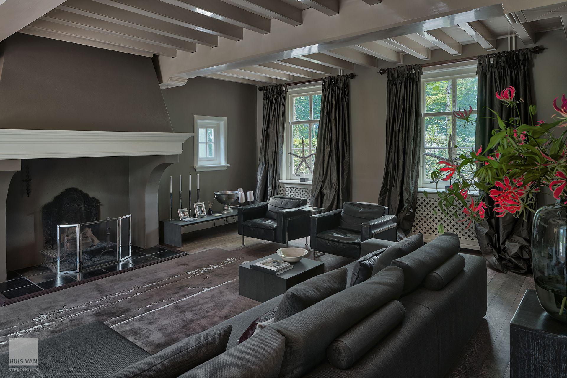 luxus villa rotterdam einrichtung kolenik, luxury interiors villa - landhuis interieur particulier landhuis, Design ideen