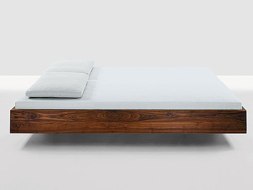 Massivholzbetten  simple and stylish http://www.bedandbasics.de/products/Betten ...