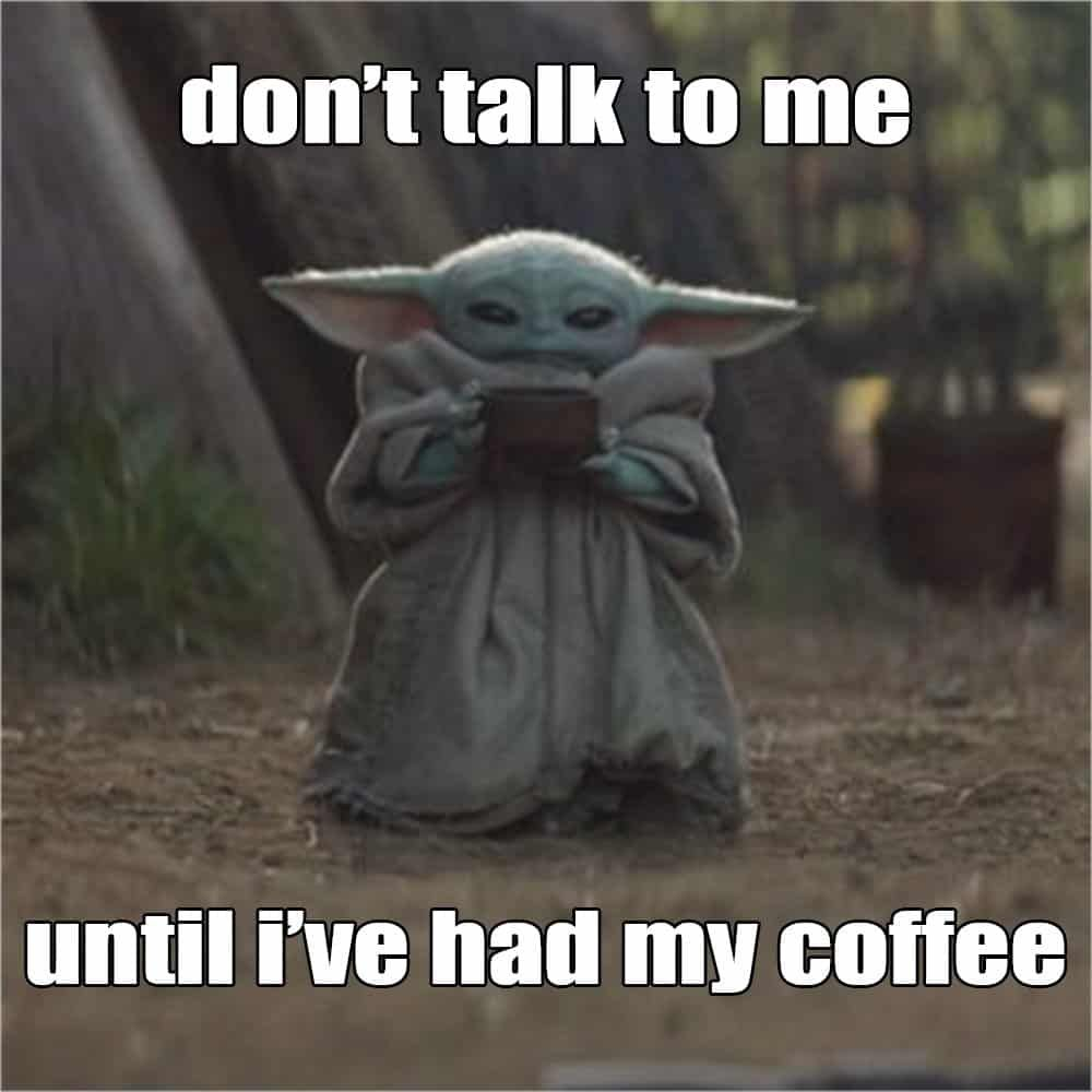 Baby Yoda Gifs And Memes For Every Occasion Are You As Obsessed With Baby Yoda Aka The Child Aka Not Yoda Baby As We Are Yoda Funny Yoda Meme Yoda Pictures