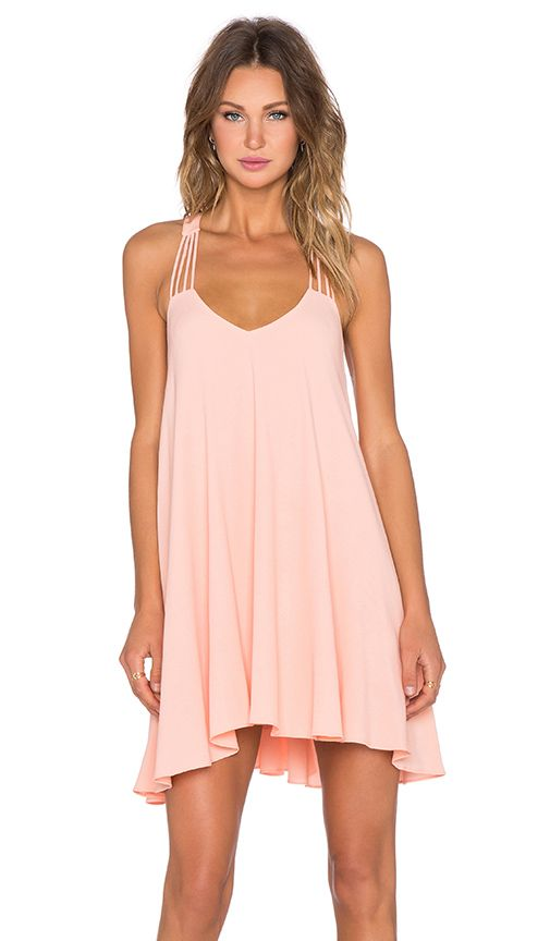 Lucy Paris Sweet as a Peach Dress in Peach | REVOLVE | Dresses ...