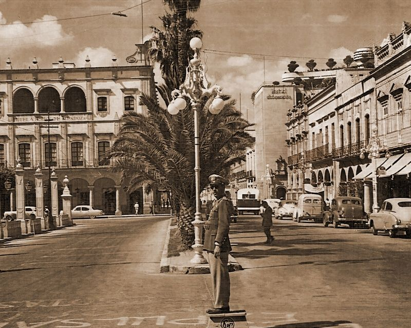 Este es mi Morelia Av, Madero