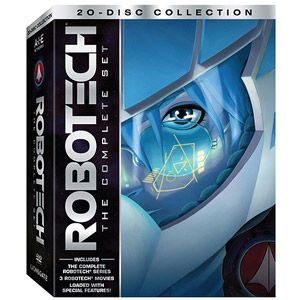 Robotech: The Complete Set (20-Disc Collection) (Full Frame, Widescreen)