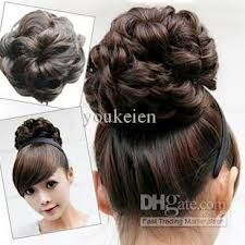 hair buns - Google Search