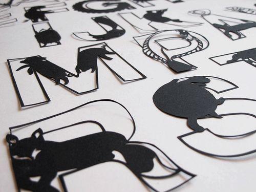 Paper cuts by Fideli Sundqvist