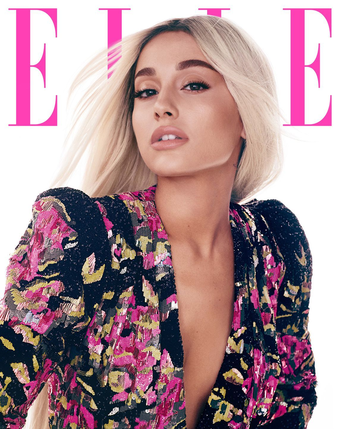 Ariana Grande ELLE Cover Story August 2018 - Ariana Grande Interview