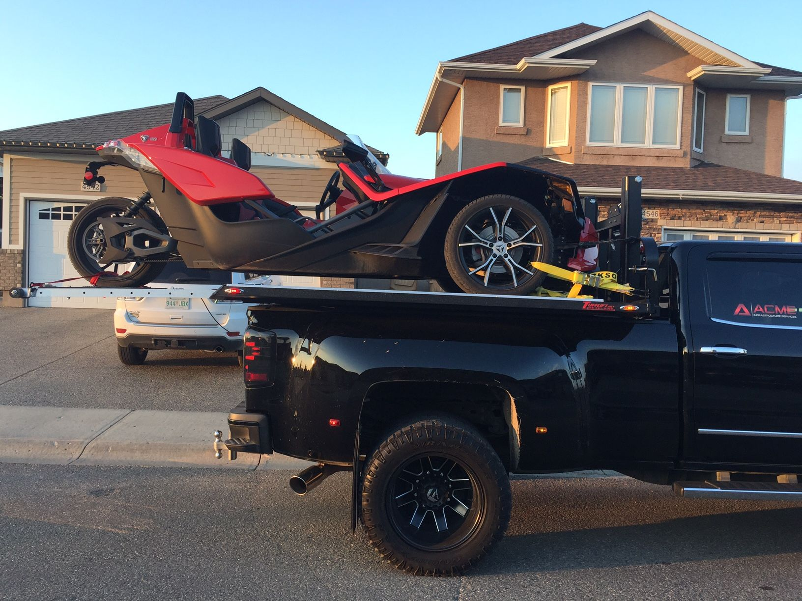 Transporting Sling Shot | Polaris Slingshot Forum | Sling Shots ...