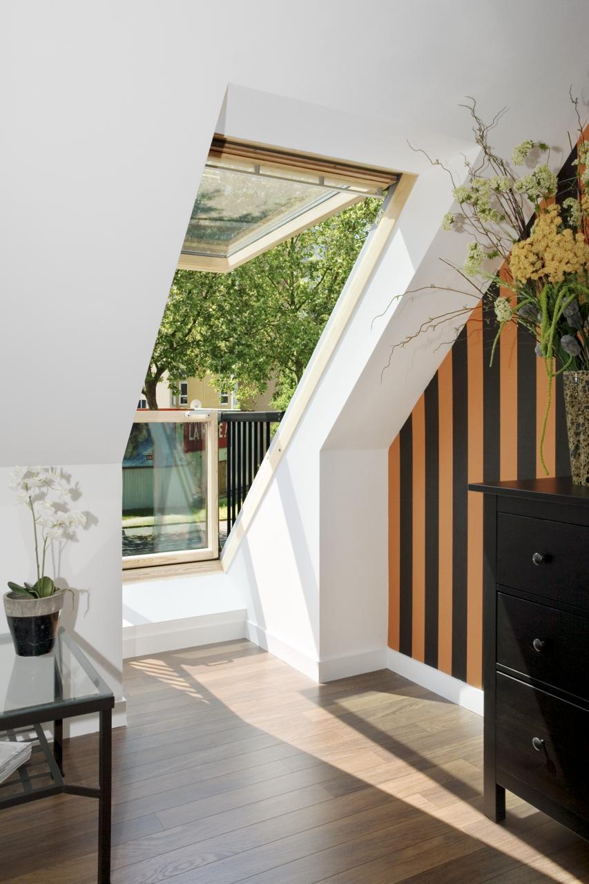 dachfl chenfenster velux schnitt. Black Bedroom Furniture Sets. Home Design Ideas