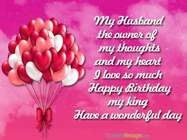 Birthday wishes for husband birthday pinterest happy birthday happy birthday wishes for husband show your love and care to your man on his special day with some fantastic birthday messages bookmarktalkfo Images