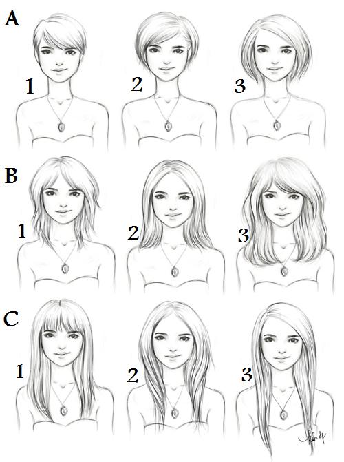 Corte de pelo para dejarlo largo mujer