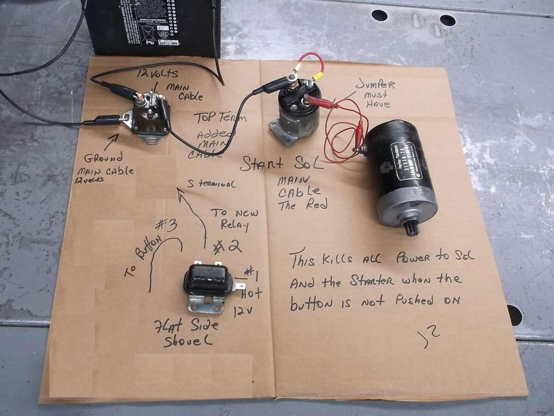 10 Motorcycle Starter Relay Wiring Diagram Motorcycle Diagram Wiringg Net Motorcycle Wiring Electrical Circuit Diagram Motorcycle