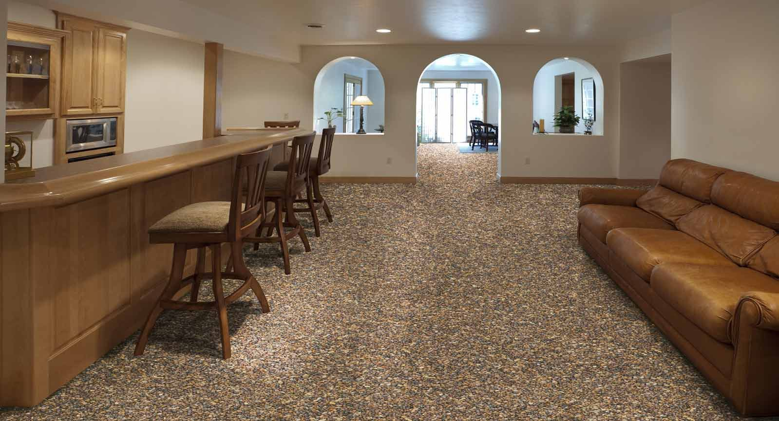wohlforth floor blog unfinished flooring basement options tim warm and ideas durable