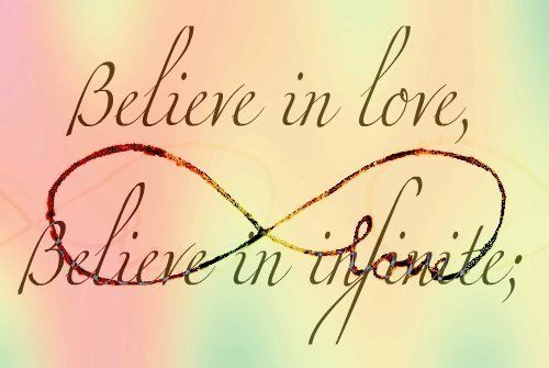 Attrayant Infinity Love Quotes