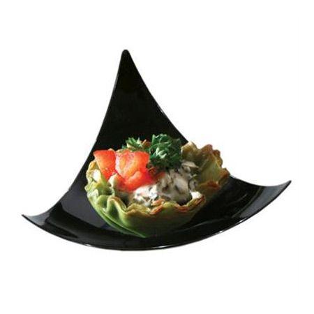 Triangle Black Mini Plastic S&le Plates  sc 1 st  Pinterest & Triangle Black Mini Plastic Sample Plates | Syfy/Futuristic~Cosmy ...