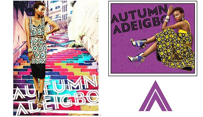 AUTUMN ADEIGBO Brand Assets