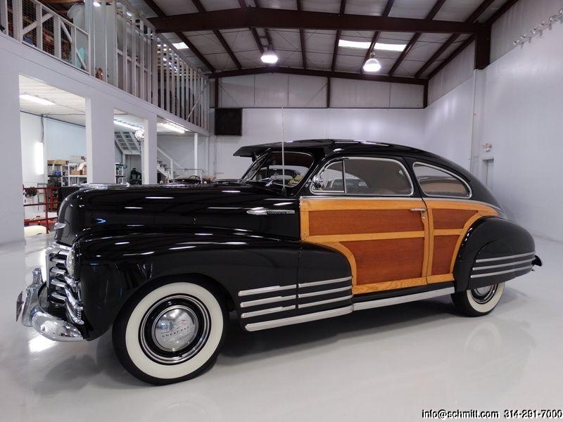 DANIEL SCHMITT & CO CLASSIC CAR GALLERY PRESENTS: 1948 CHEVROLET FLEETLINE  WWW….
