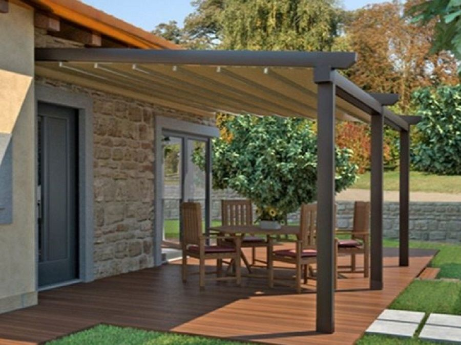 PERGOLE ADDOSSATE | Outdoor spaces | Pinterest | Pergola, Patio ...