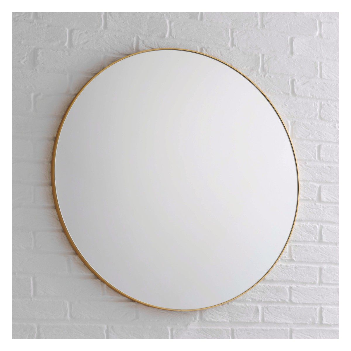 Patsy D82cm Large Round Gold Wall Mirror Gold Mirror Wall Mirror Wall Mirror Wall Living Room