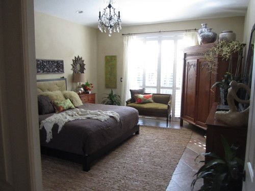 Eclectic Bedroom Ideas 3 Custom Decorating