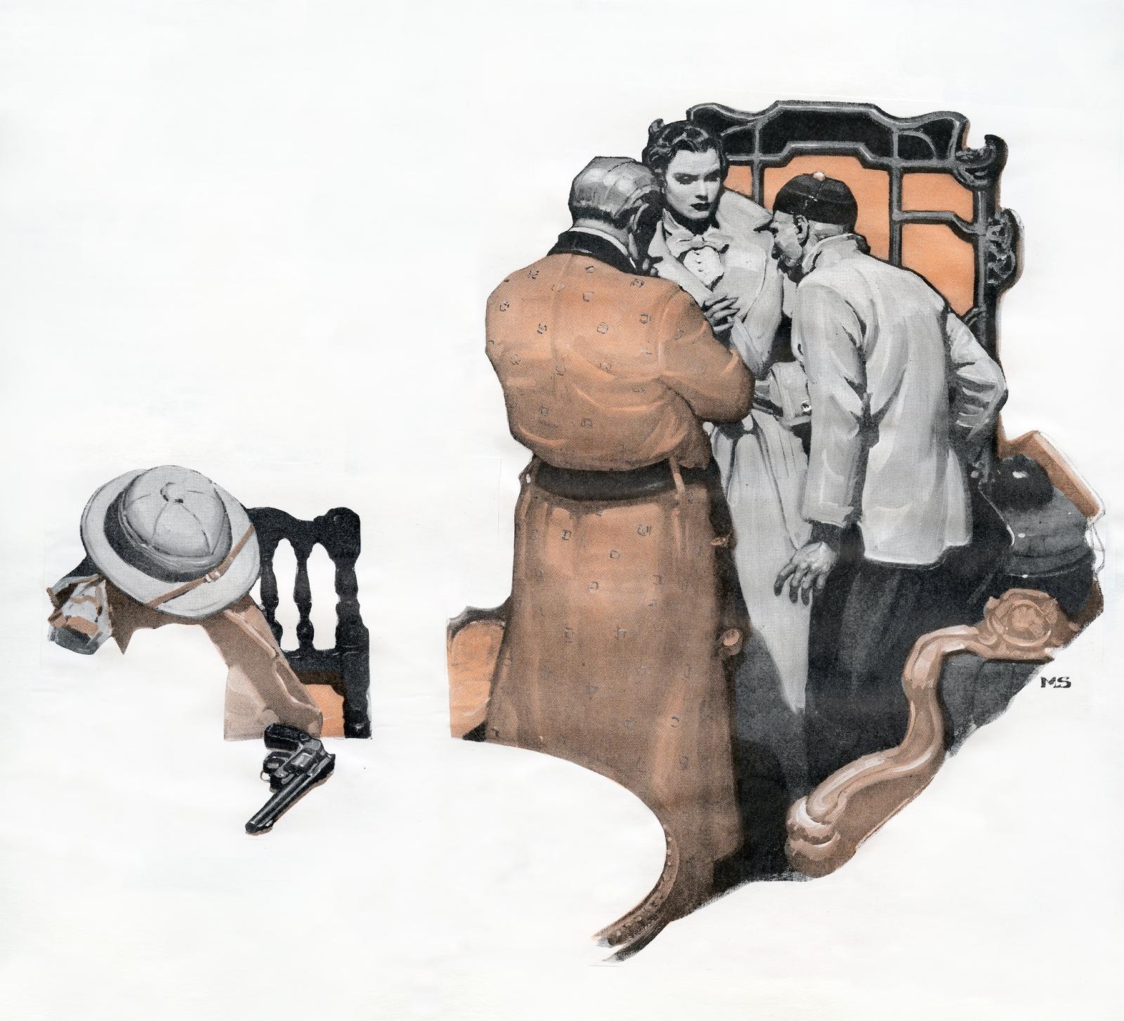 Mead Schaeffer: A Closer Look