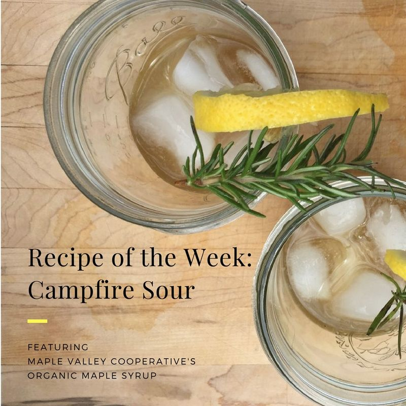 Recipe of the Week Campfire Sour Food recipes, Sour