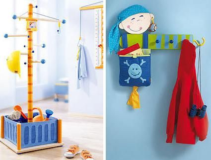 Percheros para habitaciones infantiles decoracion - Perchero infantil pared ...