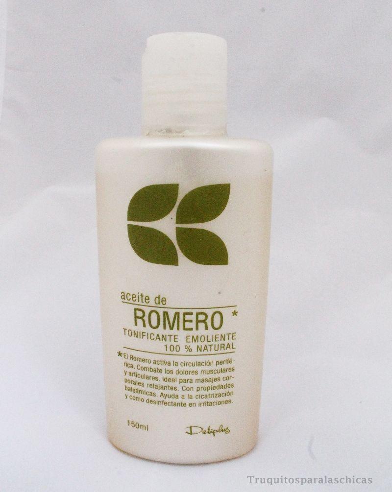 Aceite De Romero Deliplus Aceite Romero Aceite Romero