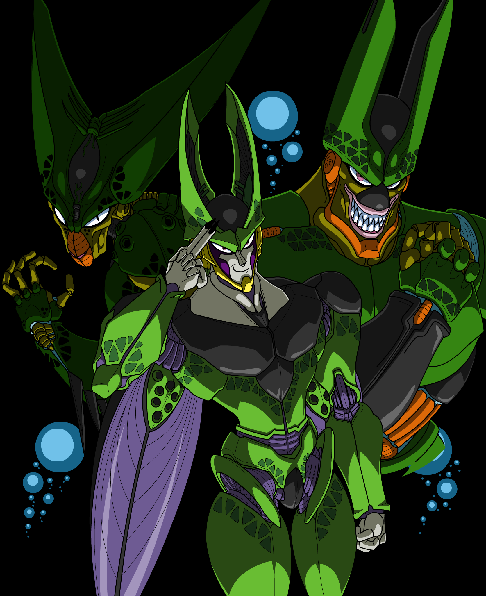 Tyrranux Universe Cell Colors by Ultimatetransfan.deviantart.com on ...