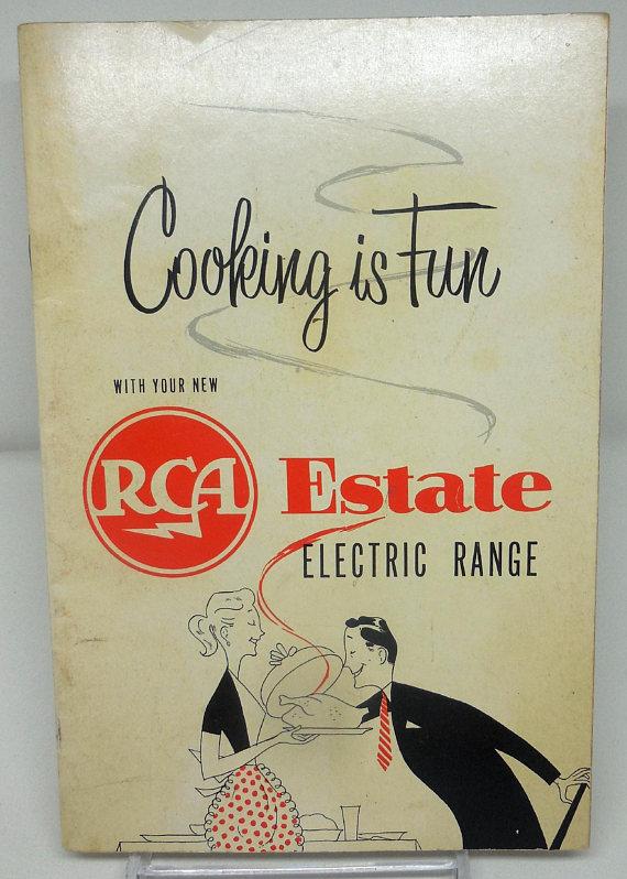 vintage 1950s 1954 rca estate electric range stove oven rh pinterest com Dishwasher Bosch Appliances Bosch Appliances