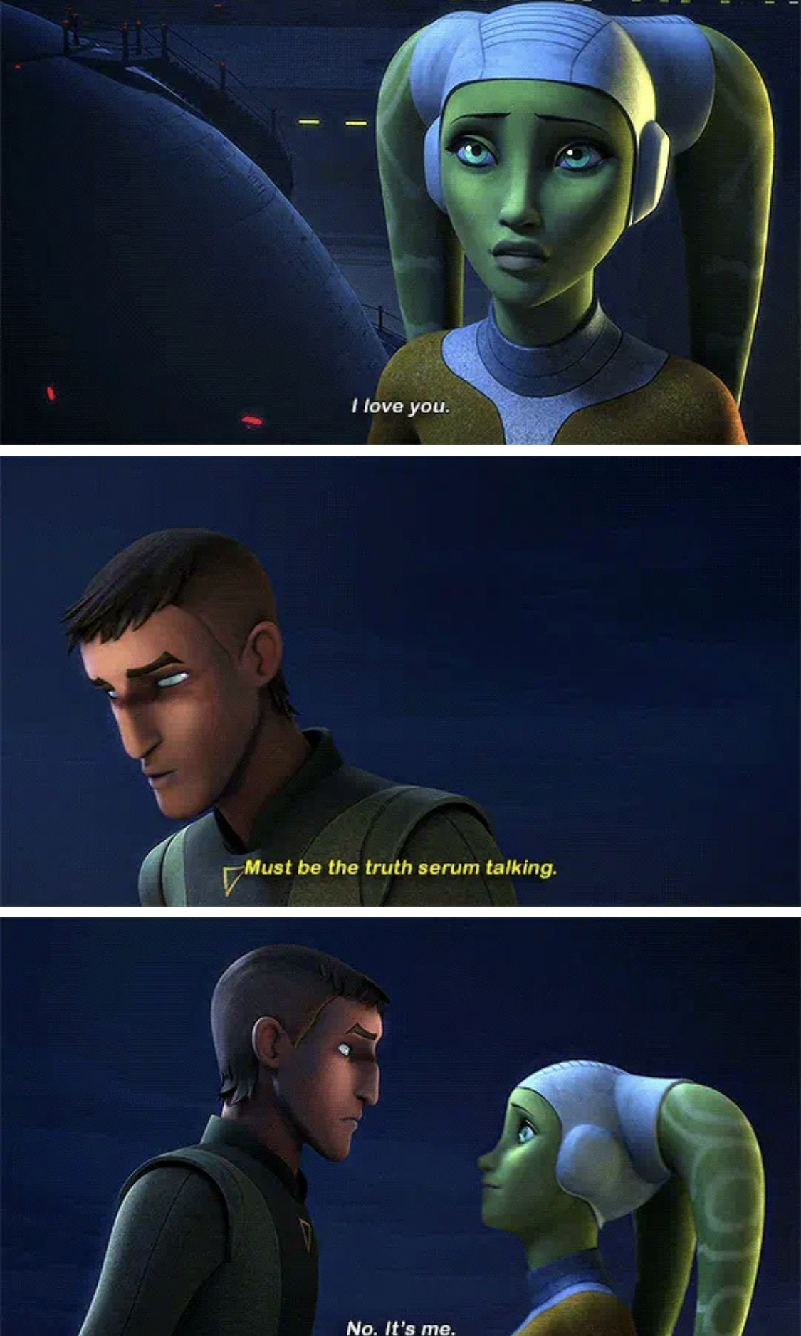 Pin By Alice Toren On Star Wars Star Wars Memes Star Wars Humor Star Wars Rebels