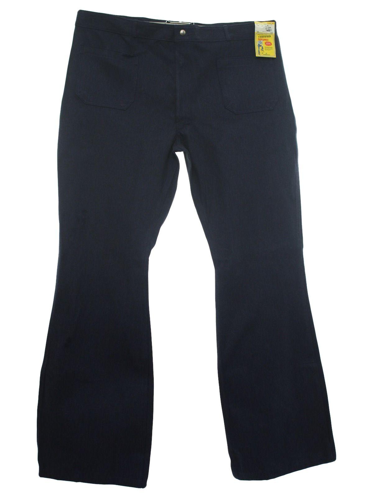 8c6221c4 1960's Seafarer Mens Navy Issue Bellbottom Jeans Pants | Barber ...