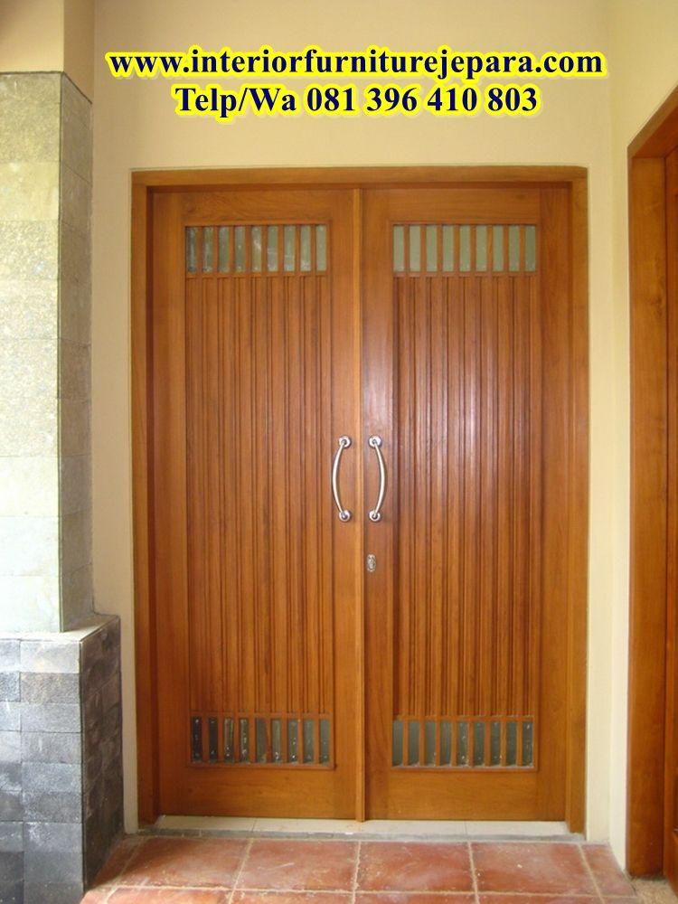 Pintu Rumah Murah Rumah Minimalis Rumah Mebel
