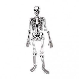 Human Skeleton Floor Foam Puzzle Human Skeleton Floor Puzzle Learning Resources