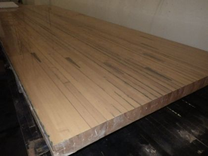 Reclaimed Bowling Alley- Maple | Build It Green! NYC