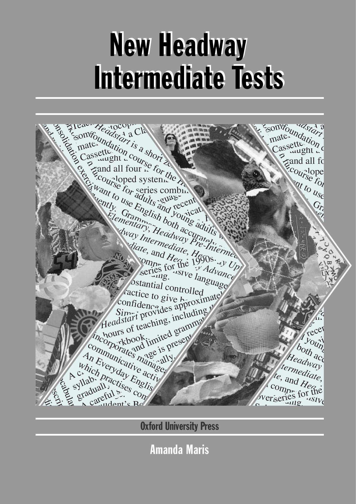 Headway intermediate скачать бесплатно pdf