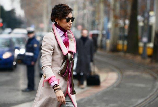 Quero esse casaco!