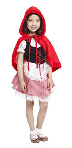 Halloween Costumes Ideas Girls Little Red Riding Hood Halloween - halloween costumes for girls ideas