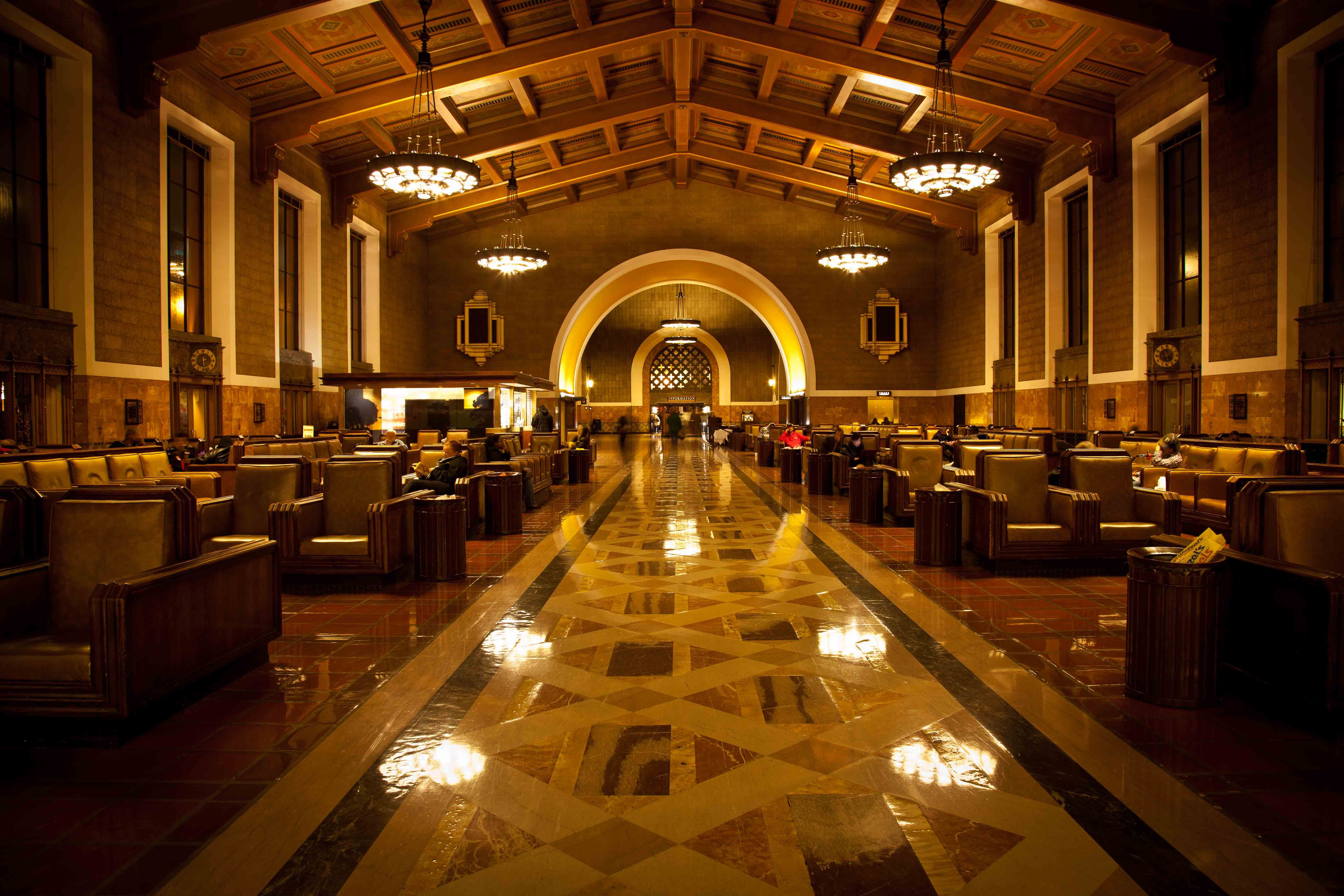The Sunset Limited Old Movies And The Romance Of Train Travel Union Station Train Travel Railroad Station