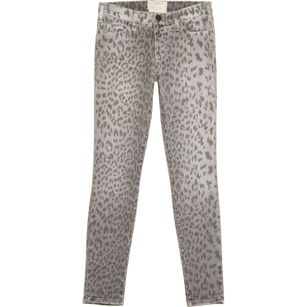 Current/Elliott  The Stiletto -Grey Leopard