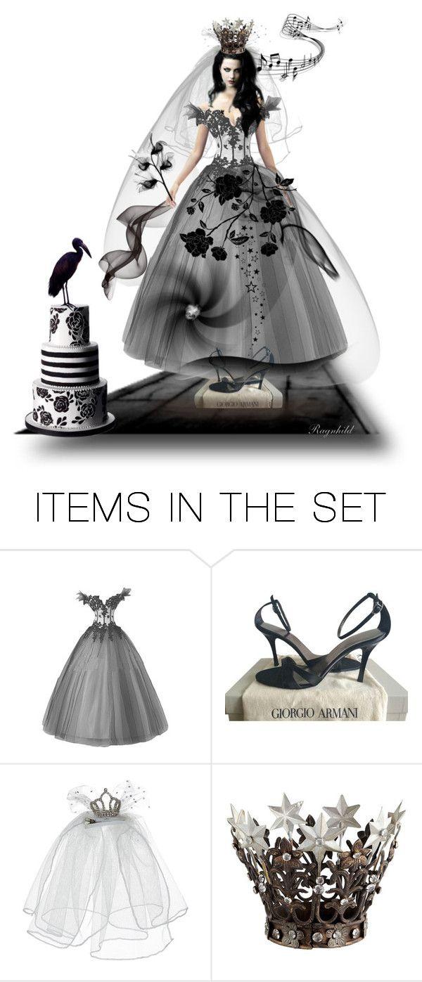 Black Wedding Theme | Black wedding themes, Polyvore and Black