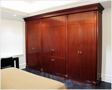 Wall Unit Wardrobe Design Decoration