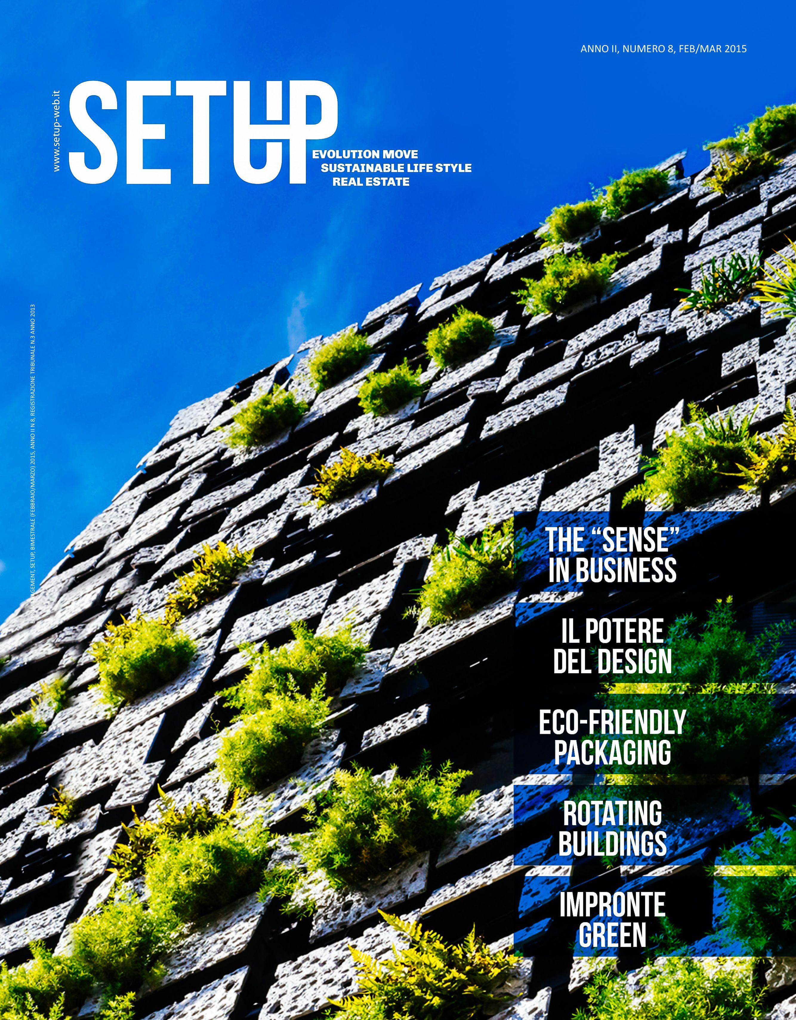 Setup N°8 - cover