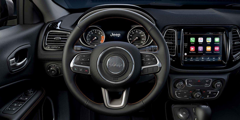 Jeep 2014 COMPASS SPORT Intérieur Jeep compass sport