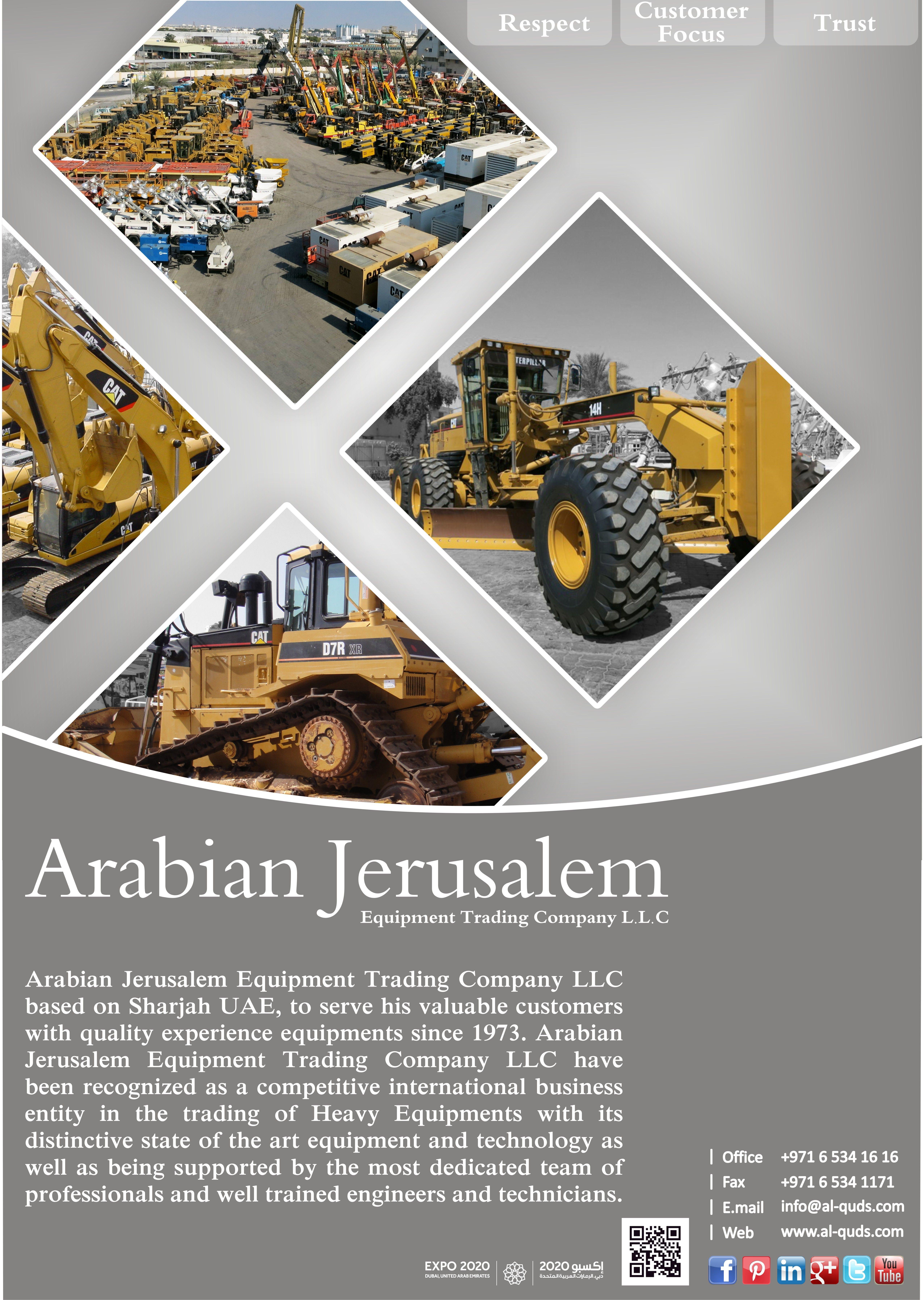 Arabian Jerusalem Equipment Trading Company L L C A